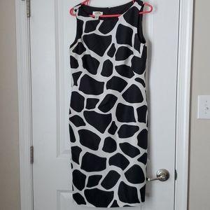 Tablots zebra dress